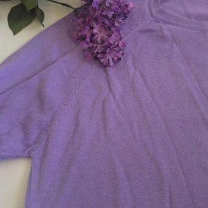 525 America Sweaters - 525  America lavender sweater